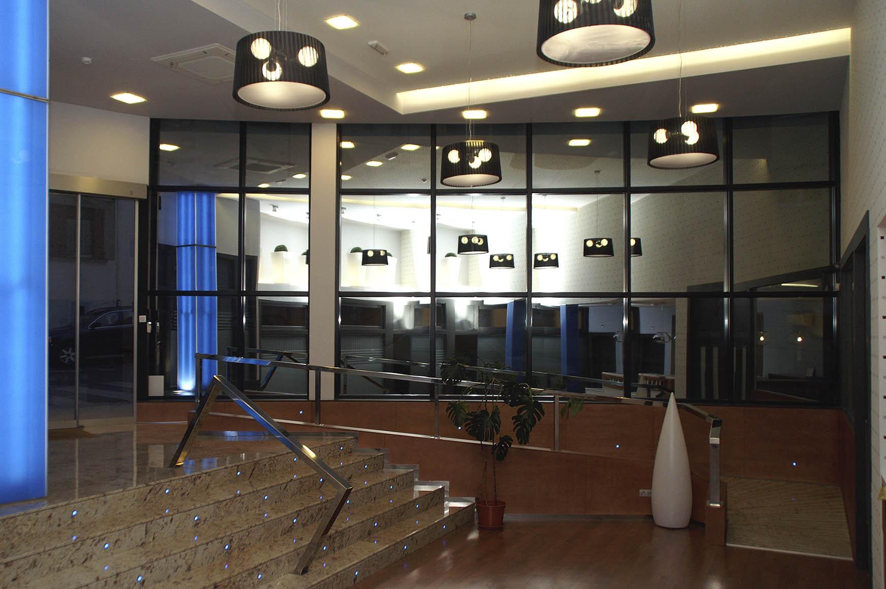Interior sede Norprevención. Lugo
