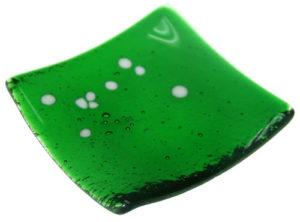 Ceniceros ALAS color 10x10 cm. (Medidas aproximadas)